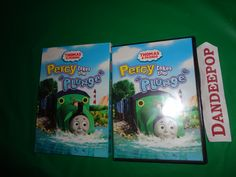 Thomas The Tank Engine Thomas & Friends Percy Takes The Plunge DVD find me at www.dandeepop.com
