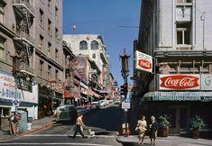 Chinatown, San Francisco 1962