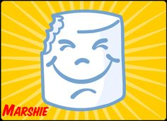 Marshie, a character from the website homestarrunner.com