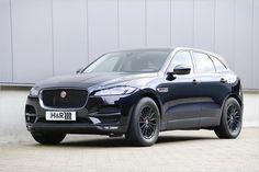 Спортивные пружины для Jaguar F-Pace