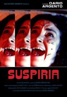 Suspiria 1977 Movie