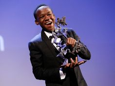14 year-old Ghanaian actor, Abraham Attah, has won the Best Young Actor Award at the 72nd Venice Film Festival held in Italy.