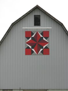 Barn Quilts: Decorah, Iowa and some of Green County, Wisconsin