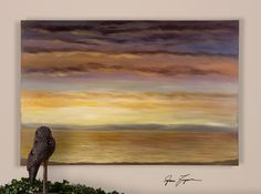 This art is so serene!  Spacious Skies  Designed by Grace Feyock  To the trade-Uttermost