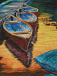 Boat-and-River-Hand-Cut-Crystal-Art-Mosaic-CFD148-.jpg 751×1,000 pixels