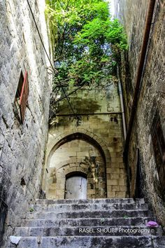 Old City - Nablus - Palestine