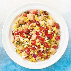 Southwest Bean Salad with Rice & Corn - Wegmans