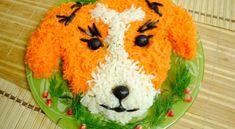 Рецепты салатов на Новый год Собаки http://god2018.gq/recepty-salatov-na-novyj-god-sobaki/ #рецепт #салат #новыйгод #собака #кулинария #новогодний