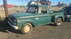 EXCLUSIVE: 1965 Ford F-100 Flareside - http://barnfinds.com/exclusive-1965-ford-f-100-flareside/