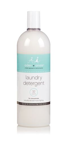 From unavoidable baby messes to coffee stains on your favorite blouse, this naturally derived detergent works safely and effectively on all your family's laundry. The light scent of Australian Sandalwood keeps clothes smelling fresh, while the stain-fighting ingredients keep them looking new—without the use of harsh chemicals. Order at babylunaboutique.com