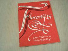 Boekwinkeltjes.nl - Hofmann Coen, Bording Wim - Florentijns