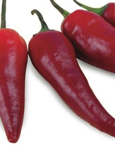 Chili peppers: Peppers mimic the physiological effects on our bodies that we experience during sex