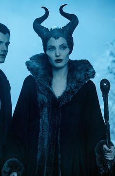 Maleficent costume inspiration