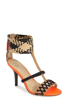 gx by GWEN STEFANI 'Drag' Ankle Strap Sandal (Women) available at #Nordstrom
