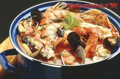 Bouillabaisse recept