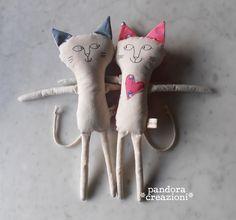 furfantini gattini #softies
