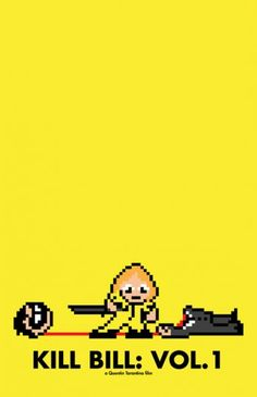 Kill Bill version 8-bit