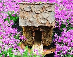 Image result for fairy houses