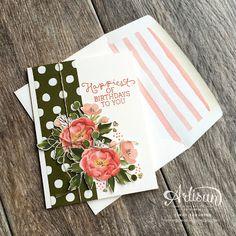 nutmeg creations: Fussy Cutting Blooms - Stampin' UP Artisan Blog Hop