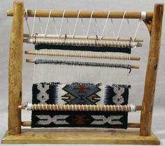 Navajo Weaving Loom