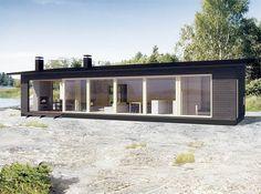 Sunhouse - Modern Prefab Houses