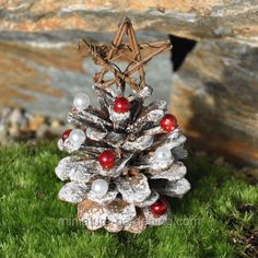 Miniature Gardening - Spreading Christmas Cheer > $5.59