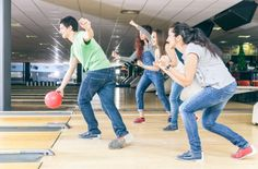 Bowling has become so popular that is has now become a competitive and contemporary game. It is considered as one of the most fancied recreational sports in the world. Delhi India, Delhi Ncr, Contemporary Games, Recreational Sports, Best Gym, Sports Training, World Of Sports, Training Center, Bowling