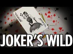 Joker's Wild - CARD TRICK TUTORIAL - YouTube
