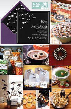 Fiesta Halloween niños invitaciones virtuales ojos murcielagos decoración e ideas: http://www.labellecarte.com/la_belle_blog/2012/10/08/pasalo-de-miedo-con-una-fiesta-infantil-de-halloween-e-invitaciones-virtuales-fantasmagoricas/#