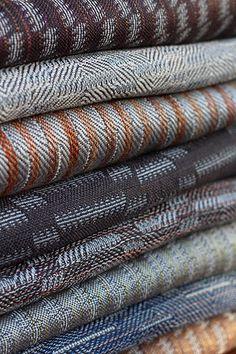 Handwoven Shawls and Scarves | Laura Adburgham