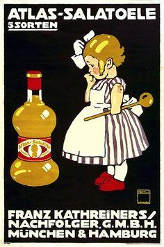 Ludwig Hohlwein Ludwig Hohlwein (1874-1949) - German architect, poster artist.