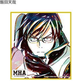 My Hero Academia Shikishi tenya iida