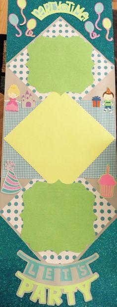 Birthday Party Board