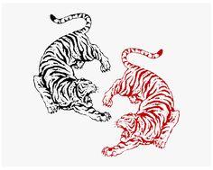 Band Tattoos, Red Ink Tattoos, Small Tattoos, Leopard Tattoos, Tiger Tattoo Design, Tattoo Designs, Tiger Design, Dream Tattoos, Future Tattoos