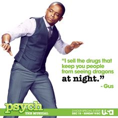 Psych the Musical!