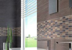 Barossa Peppermint Glass Mosaic Maniscalco Bathroom