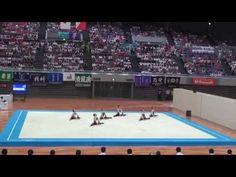 【常識をぶち壊せ】鹿児島実業「男子新体操部の演技」がトリハダ級 | TABI LABO