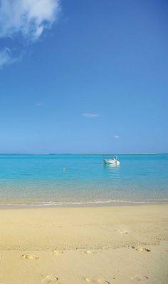 Idyllic Beach ! Mauritius