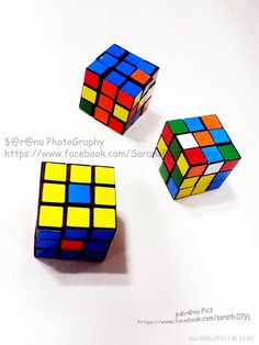 3D Cubes - Photography by Sarath Kumar in My Projects at touchtalent