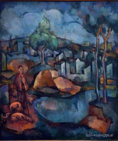 "Josef Floch, 1894 Wien - 1977 New York, ""Der Hirte - Am Rande der Großstadt"" 1923"