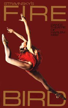 Firebird - Broadway Poster , 1982