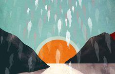 Owen Gent Oniric Illustrations
