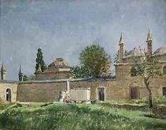 Osman Hamdi Bey - Eserleri ::OSMANLI MEDRESESİ