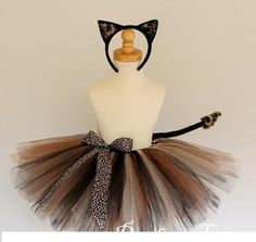 ¤ Disfraz Hallowen Tutu - Varios Modelos Personalizados Hwo
