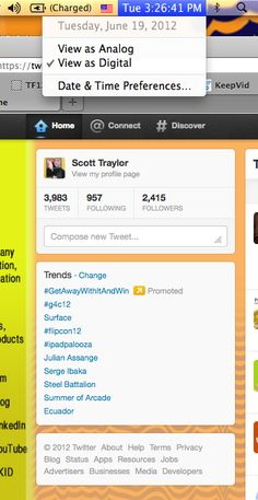 MT Here's the screen capture of trending to No Games For Change, Insight, Connection, Digital, Twitter