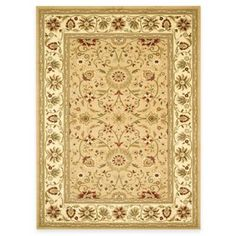 Safavieh Lyndhurst Collection 7 9 X 10 Rectangle Rug In Beige