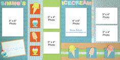 June 2015 Stamp of the Month - Ice Cream Dream www.shaunnarichards.ctmh.com.au