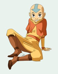 Aang by ~creates on deviantART