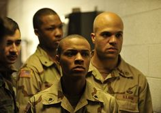 Exclusive New Images From Military Thriller 'Allegiance' (Malik Yoba, Bow Wow Co-Star) | Shadow and Act