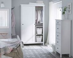 Sypialnia styl Skandynawski - zdjęcie od IKEA